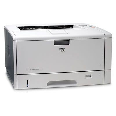 HP LaserJet 5200 refurbished laser printer Q7545A 5200N wide format, (Wide Laser)