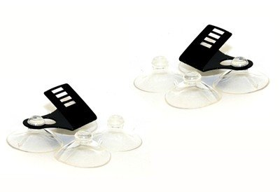 Cheap Windshield Bracket w/ 4 Suction Cup Mount for Escort & Beltronics Radar Detectors 2 Pack