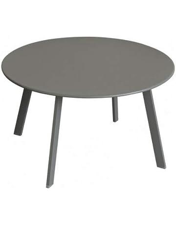 Hespéride Table Basse Saona Ardoise D 70 Cm