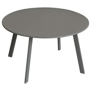 Hespéride Le Depot BAILLEUL   Table Basse Saona Ardoise D 70 Cm