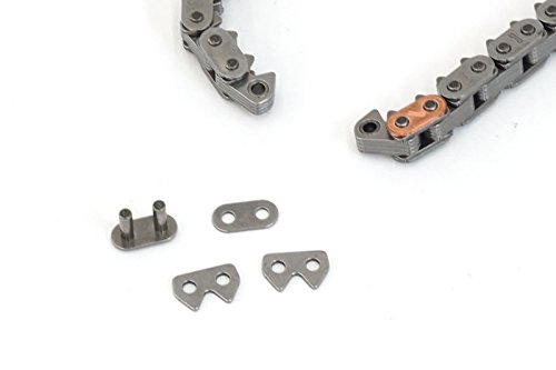 timinig cadena Kit + 2 pcs VVT engranajes del árbol de levas TURBO Charged 4 cilindro motor de gasolina: Amazon.es: Coche y moto