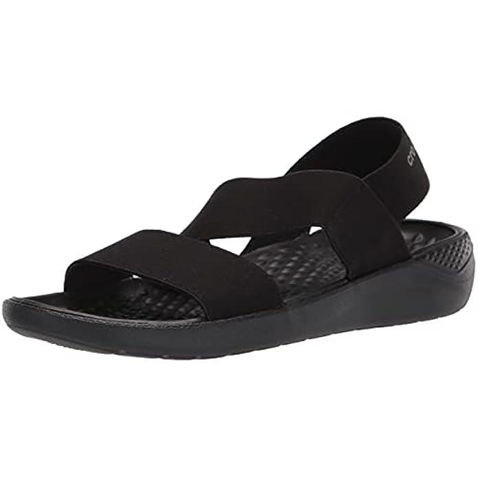Crocs Women's LiteRide Stretch Sandals
