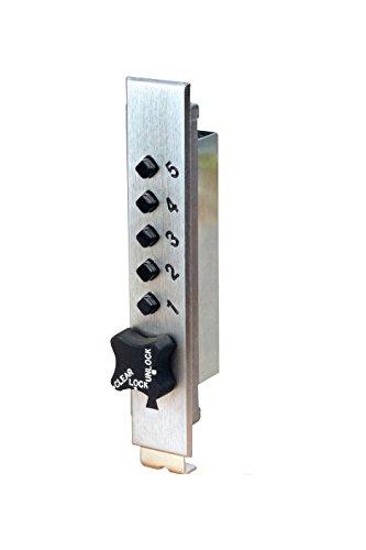 CCL Security D900 Sesamee Combination Locks for Cabinet Doors