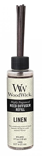 LINEN WoodWick Refill for Reed or Spill Proof Diffusers