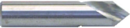 ?3//8 Dia-3 OAL-60/°-Bright-CBD-Spotting /& Center Drill