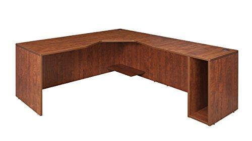 Regency Corner (Regency Legacy 71-inch Right Angle Corner Desk Shell- Cherry)