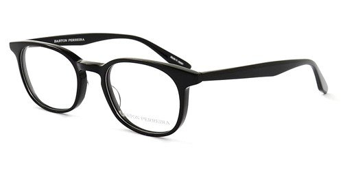Amazon.com: Barton Perreira Eyeglasses \'Dez\' Black: Clothing