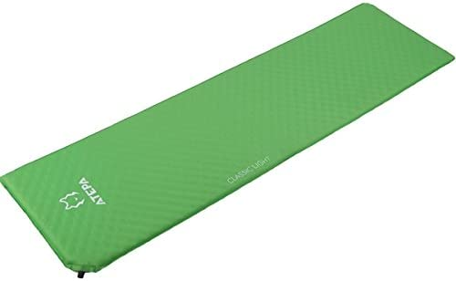 Hiking /& Festivals KingCamp ATEPA Classic Light Self-Inflating Camping Mat Comfortable Lightweight 3.5cm Sleeping Mat for Home /& Outdoor Camping