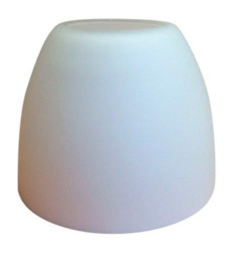 Lampenglas 6312 Ersatzschirm Talas Schirm Glas Lampenschirm Ersatzglas fü r Pendelleuchte Tischlampe Leuchte Wofi