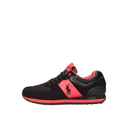 Polo Ralph Lauren - Zapatillas para hombre rojo rojo