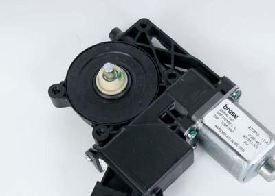 ACDelco 20951580 Front Side Door Window Regulator Motor Assembly