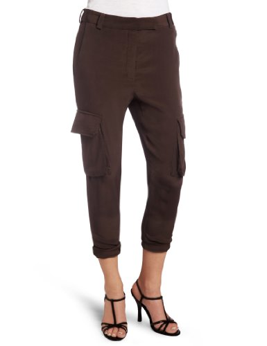 New Balance Womens Comfort Pant - Womens Army Pant, Dark Olive, Small