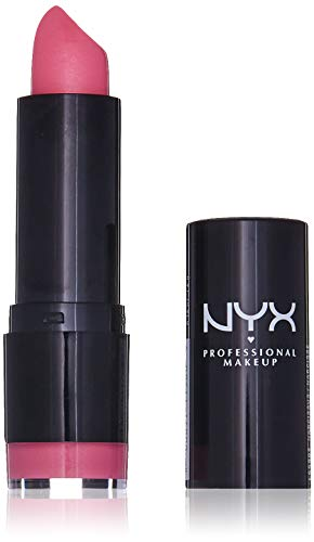 NYX PROFESSIONAL MAKEUP Extra Creamy Round Lipstick - Narcissus, Clean Blue-Toned Pink