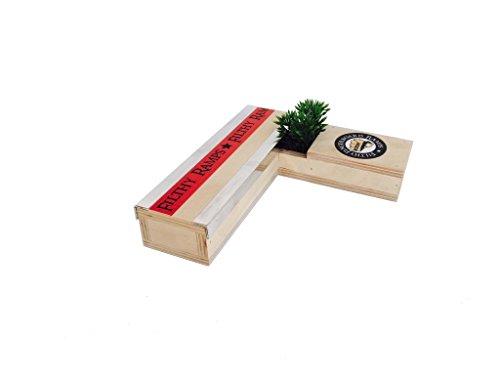Filthy Fingerboard Ramps Stripper Planter Box, Fingerboard Skate Board Ramp Black River Ramp Style from by Filthy Fingerboard Ramps (Image #2)