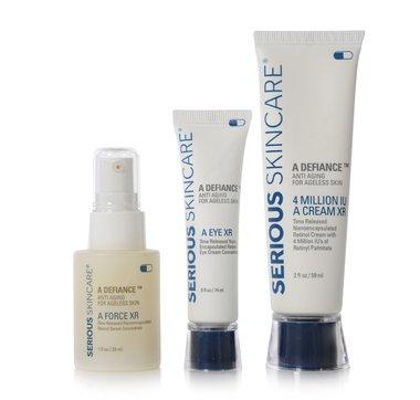 Serious Skin Care Age Defy Trio Review