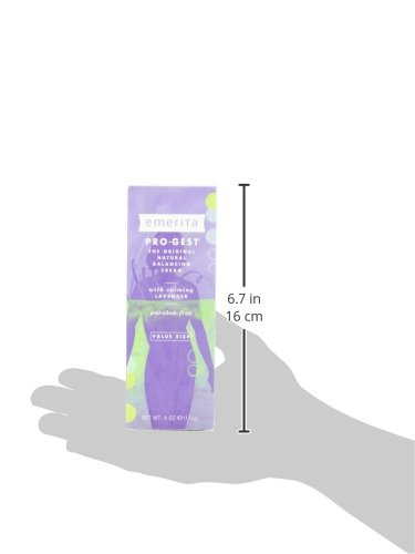 Emerita Natural Progesterone Cream Reviews