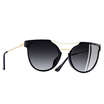 WDXDP Gafas De Sol Moda Sexy Cat Eye Polarized Sunglasses ...
