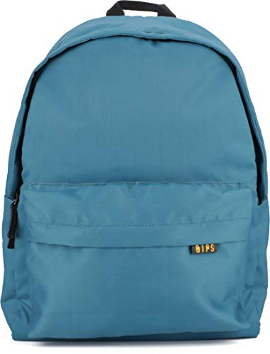QIPS by HMI 21 ltrs 16 Inch Classic Laptop Backpack with YKK Zippers, Dark Green