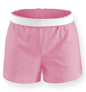 Soffe Big Girl's Authentic Soffe Shorts Shorts, pink, Extra Large ()