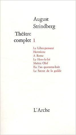 En ligne téléchargement gratuit Théâtre complet, tome 1 epub pdf