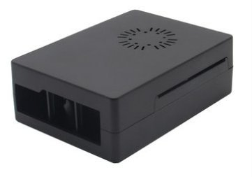 LaDicha Carcasa ABS Shell Housing para Raspberry PI 3 Modelo ...