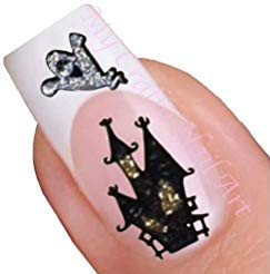 Halloween Adhesive Nail Stickers Art ()