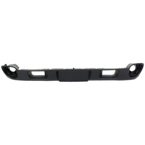 Make Auto Parts Manufacturing - FRONT LOWER BUMPER DEFLECTOR; FOR 2500 AND 3500 MODELS; EXCEPT - GM1092216 ()