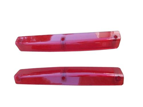 Replacement Side Light Lens Covers for Harley Davidson Tour (Harley Davidson Side Light)