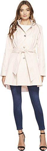 Betsey-Johnson-Womens-Belted-Raincoat