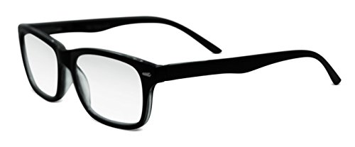 In Style Eyes Seymore Progressive BiFocal Glasses/Black - Prescribed Glasses