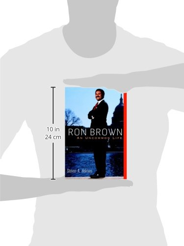 Ron Brown: An Uncommon Life: Amazon.es: Holmes, Steven A ...