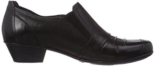 01 Femme schwarz Escarpins D7316 Noir Remonte F6qCAwX