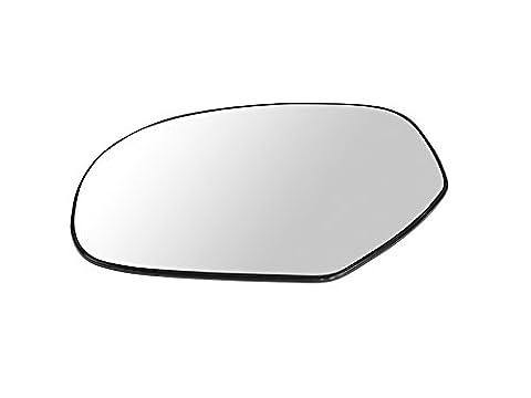APA Chevy Suburban Silverado Tahoe Avlanche 07 - 13 Manual Mirror Glass Driver Side with Backing - Suburban Driver Mirror Glass