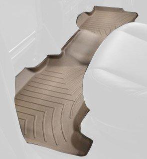 Tan 453004 WeatherTech Rear FloorLiner for Select Mercedes-Benz Models