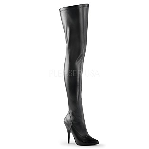 (Pleaser Women's Seduce-3000,Black,10 M)