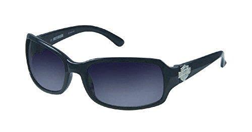 Harley-Davidson Womens Sun Lifestyle Grey w/ Grey Lens Sunglasses - Women Sunglasses Davidson For Harley