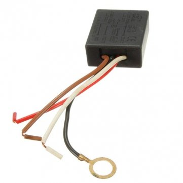 High Quality AC 110V 3 Way Touch Control Sensor Switch Dimmer Lamp Desk Light Parts