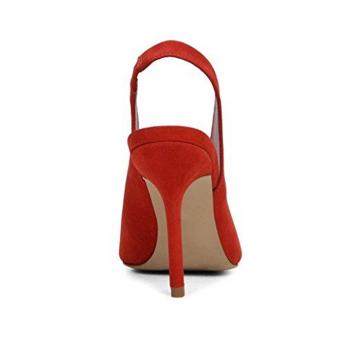 Con Rot Cinturino Scarpe Caviglia Donna Alla Kolnoo 7WqRPwcOw