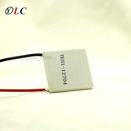 Tool Parts 4A 15.4V TEC1-12704 3030 12704 TEC Thermoelectric Cooler Cool Cooling Module,Thermoelectric Cooler Peltier