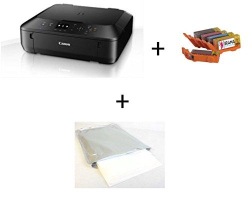Un kit económico completo para empezar imprimiendo con tinta comestible sobre nuestro decor plus, El Kit viene con un juego de cartuchos de tinta ...