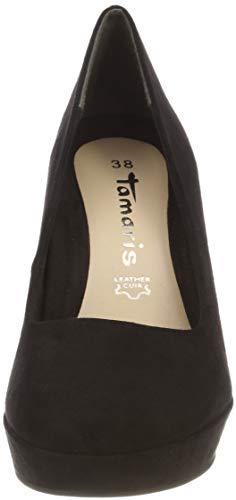 Donna Con 21 Scarpe Tacco 1 Nero black Tamaris 22414 qwftXnaxR
