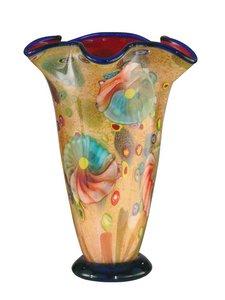 Dale Tiffany Coast Sand Favrile Vase