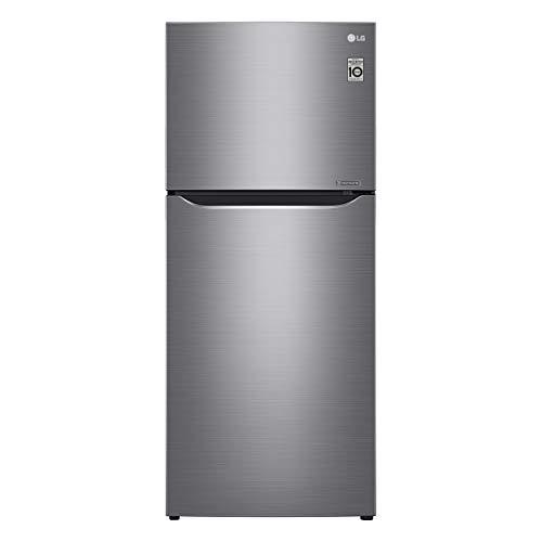 LG 490 Liters Top Mount Refrigerator, Dark Graphite -GN-B492SLCL