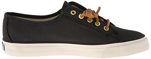 Seacoast Top Sperry Black sider Bassi Donna Black gwTqa
