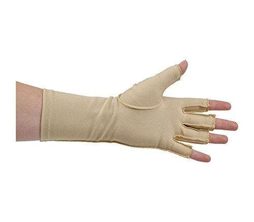 Physical Therapy Aids 081281757 Sammons Preston Edema Gloves 2 Left XS by Physical Therapy Aids