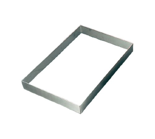 EBM 18-8 square type cake ring 570 ~ 370 ~ H60 by EBM