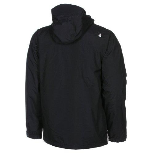 Volcom Men's Discourse Ins Jacket, Black, X-Large