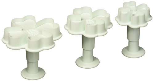 4 flower cookie cutter - 6
