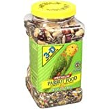 3-D Pet Products Premium Parrot Food, 4 lb(Pack Of 4)