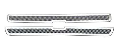 SES Chrome Wire Mesh Grilles